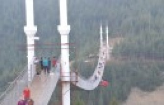 Andırın'da Köprü Turizmi