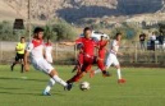 Kahramanmaraşspor 1-1 Niğde Anadolu FK
