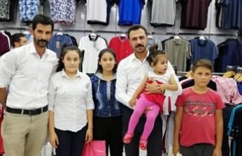 Dulkadiroğlu Ülkü Ocakları'dan Bayram Hediyesi