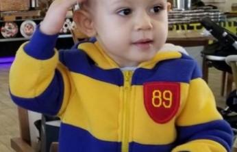 Atahan Cihangir Fiskeci, 2 Yaşında