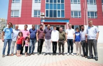 """Turgut Pekel İmam Hatip Ortaokulundan """"Çifte"""" Başarı"""