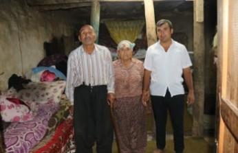 Hasta ve Yaşlı Çiftin Tek İsteği İçme Suyuna Kavuşmak