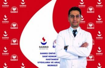 Opr. Dr. Demiroğlu SANKO Üniversitesi Hastanesi'nde