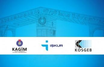 KSÜ-İŞKUR-KOSGEB İşbirliğiyle Girişimcilik Eğitimleri