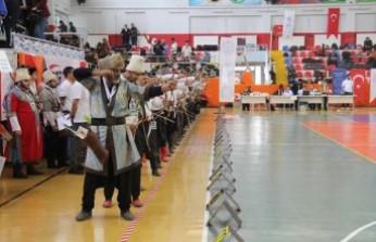 Geleneksel Okçuluk Salon Türkiye Kulüpler Kupası Kahramanmaraş'ta Başladı