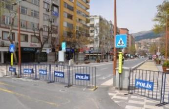 Kahramanmaraş'ta İlçeler Arası Geçişler Sınırlandırıldı
