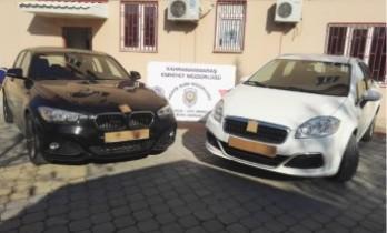 INTERPOL'ün Aradığı Araç Kahramanmaraş'ta Bulundu