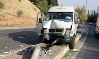 Fabrika Servisi Kaza Yaptı 6 Yaralı