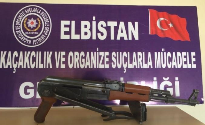 Silah Kaçakçılığı Operasyonu