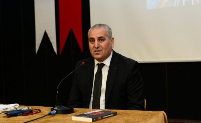 Yazar Mustafa Topcuoğlu, KSÜ Öğrencileriyle Buluştu