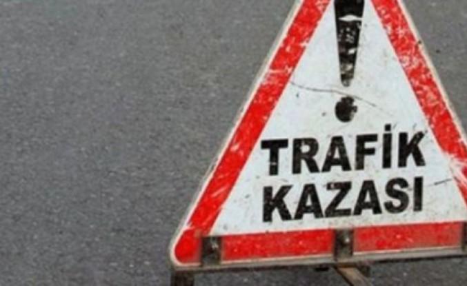 Elbistan'da Feci Trafik Kazası Çok Sayıda Yaralı Var