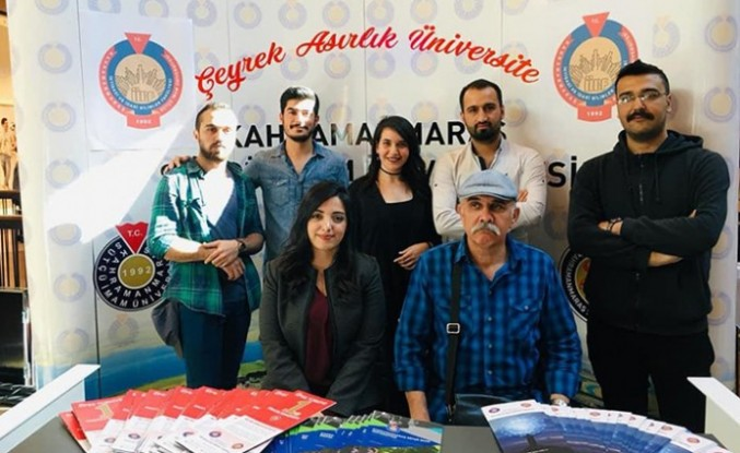 KSÜ İktisadi ve İdari Bilimler Fakültesi Kahramanmaraşlılarla Buluşuyor!