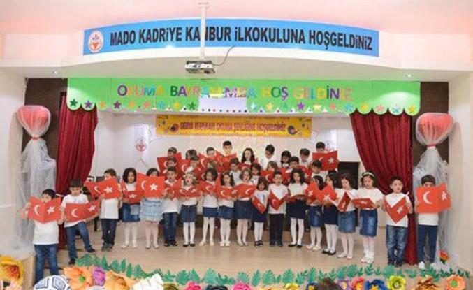 MADO Kadriye Kanbur İlkokulundan Müthiş Okuma Bayramı