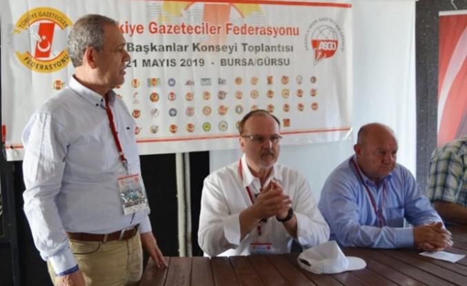 TGF 58. Başkanlar Konseyi Sonuç Bildirgesi