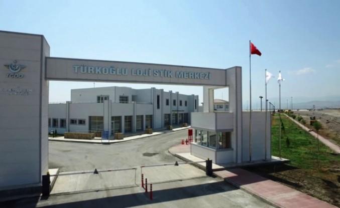 Türkoğlu Lojistik Merkezi Faaliyete Geçti