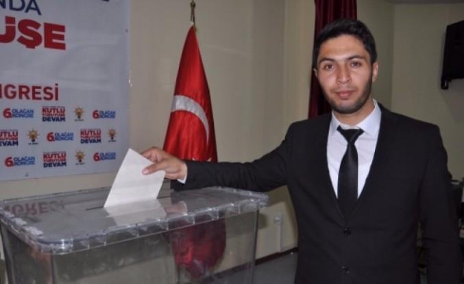 AK Parti Nurhak İlçe Başkanı Görevinden İstifa Etti
