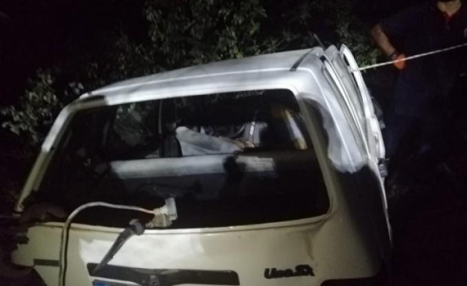 Kahramanmaraş'ta Otomobil Uçuruma Yuvarlandı: 1 Ölü