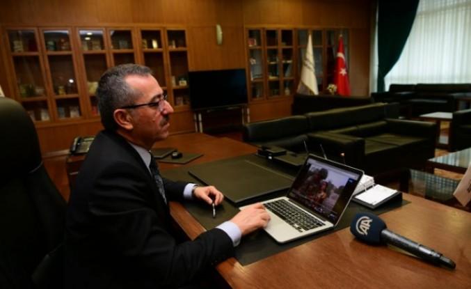 """Başkan Güngör, AA'nın """"Yılın Fotoğrafları"""" Oylamasına Katıldı"""