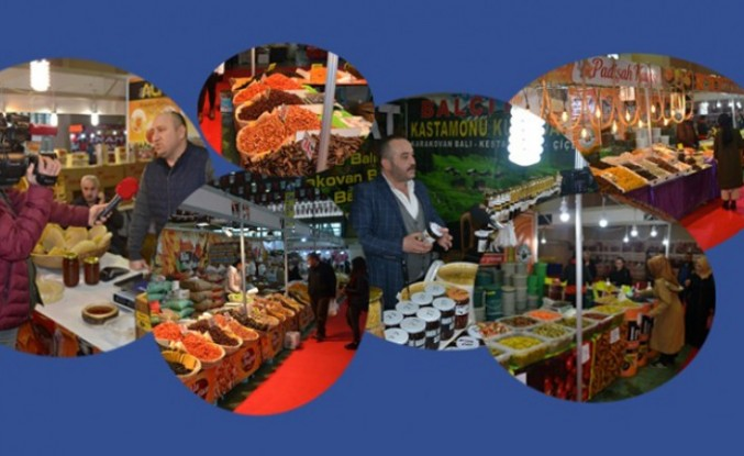 Anatolia Gurme Fest'e Kahramanmaraş'tan Yoğun İlgi