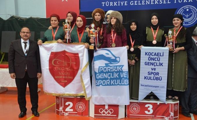Geleneksel Okçuluk Salon Türkiye Kulüpler Kupası Sahibini Buldu