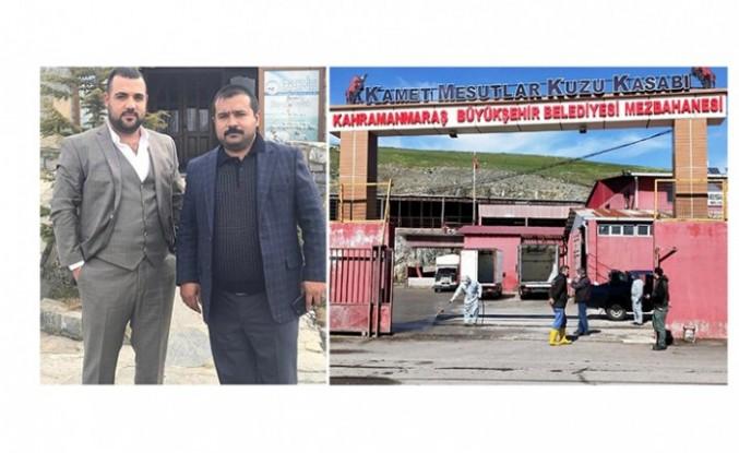 Kamet Mesutlar Kuzu Kasabı Kovid-19 Tedbirlerini Aldı!