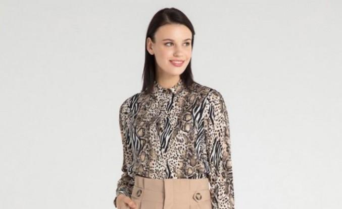 Modaya Uygun Bayan Gömlekleri