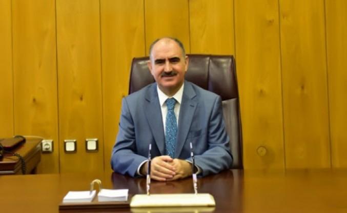 Vali Özkan'ın Kahramanmaraş'a İstiklal Madalyası Verilişinin 95. Yıl Dönümü Mesajı