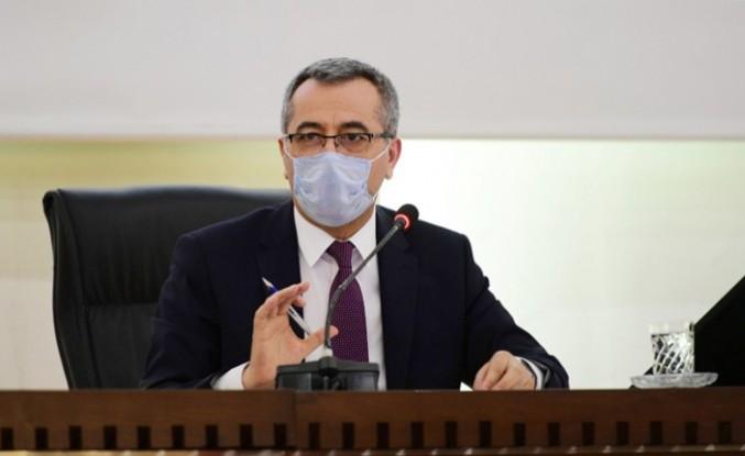 Kahramanmaraş Büyükşehir Belediye Meclisi Toplandı