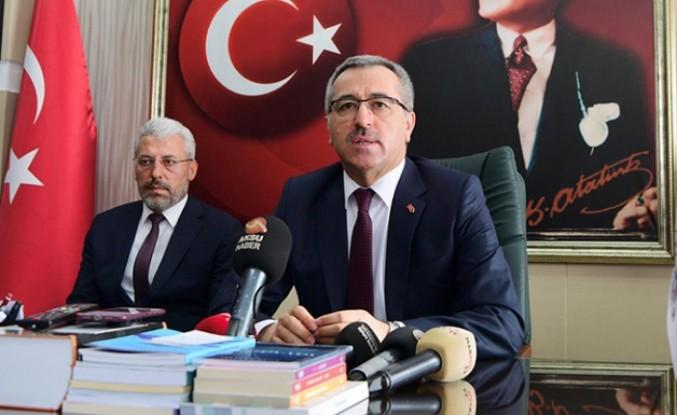 Başkan Güngör'den Ekinözü Belediyesine Ziyaret