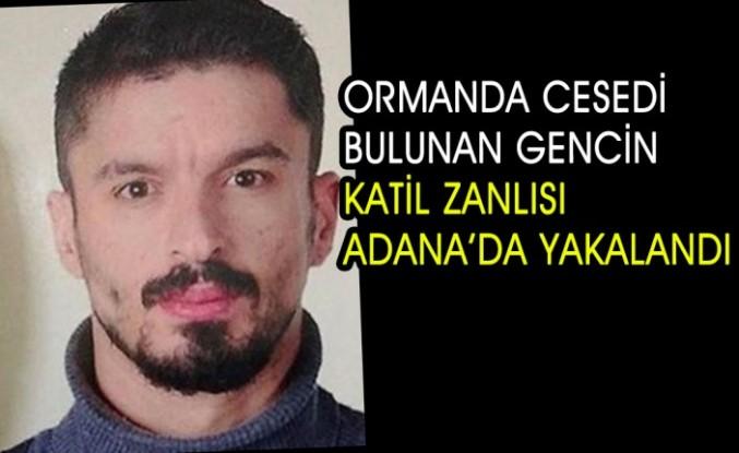 Cesedi Çuval İçinde Bulunan Gencin Katil Zanlısı Adana'da Yakalandı