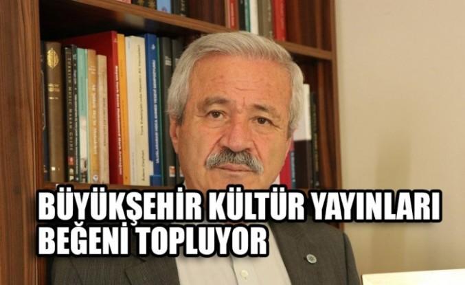 Büyükşehir Kültür Yayınları Beğeni Topluyor