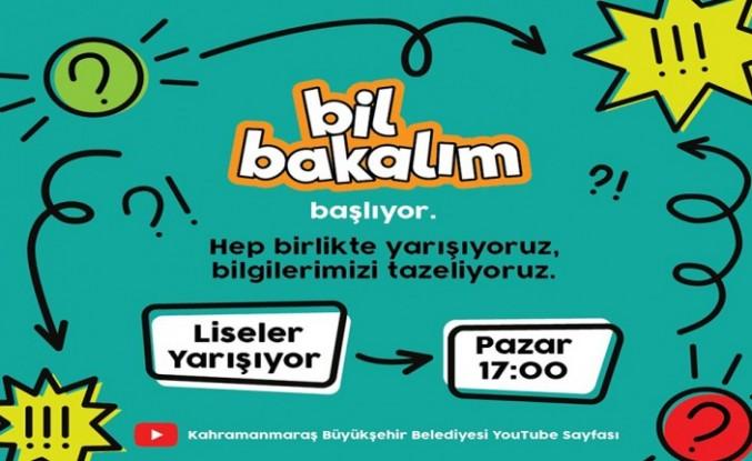 Kahramanmaraş'ta Öğrenciler İçin Online Bilgi Yarışması