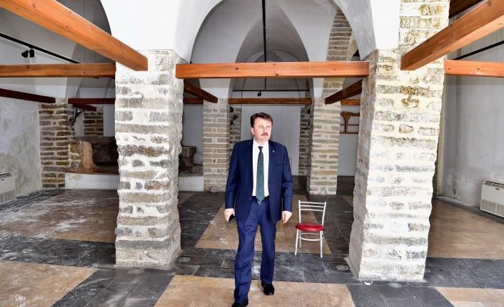 Başkan Erkoç: Dondurma Müzemiz Hazırlanıyor