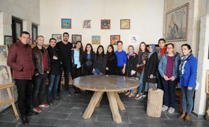 SANKO Üniversitesi Öğrencileri Kültür Gezisi Yaptı