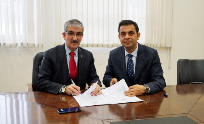Akıllı Şehir Teknik Destek Sözleşmesi İmzalandı