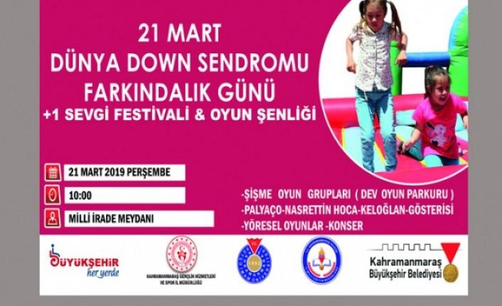 21 Mart'ta +1 Sevgi Festivali'ni Kaçırmayın