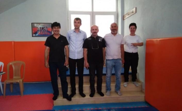 Wushu Hakem Kursu, Terfi ve Duan Sınavı İlimizde Yapıldı