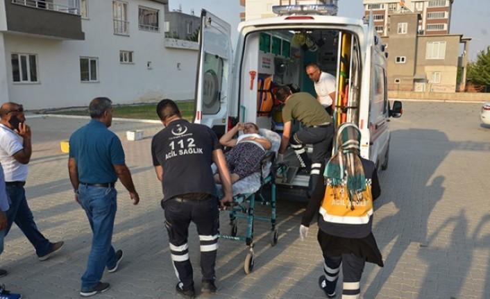 Elbistan'da Asansör 6. Kattan Zemine Çakıldı