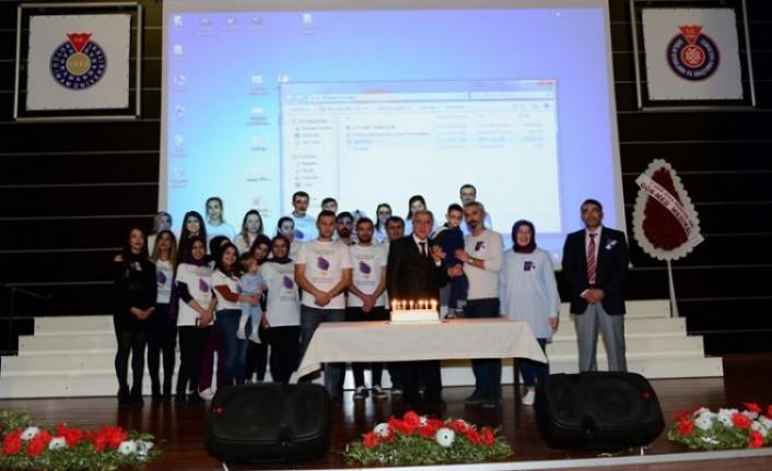 KSÜ'de 17 Kasım Dünya Prematüre Günü Etkinliği