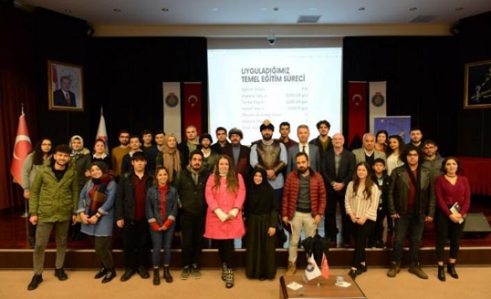 """""""Geleneksel Türk Okçuluğu: Geçmişten Geleceğe"""" Konulu Konferans"""