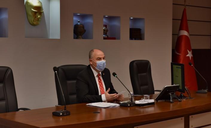 Vali Coşkun: Koronalı Hastanın Yoğun Bakım Maliyeti 15 Bin Lira