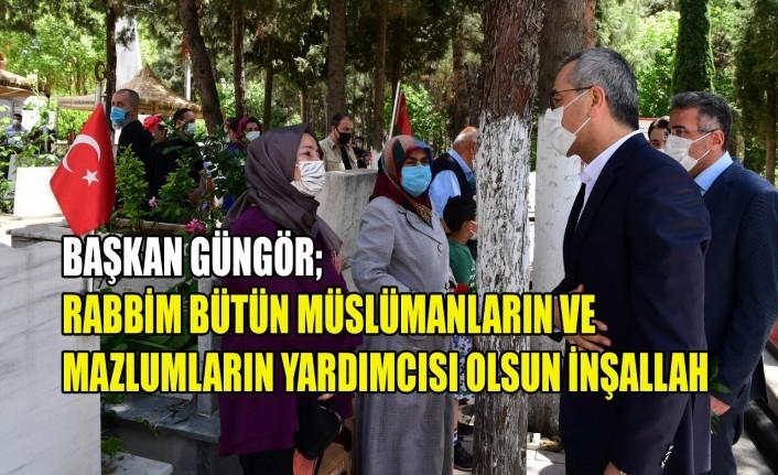 Başkan Güngör'den Bayram Mesajı