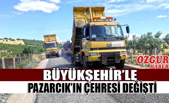 Başkan Yılmazcan:  2021'de Pazarcık'a 33 Milyon TL Yatırım Yapılacak