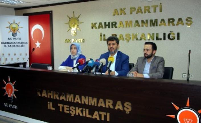 AK Parti 6. Büyük Olağan Kongresi'ne Doğru