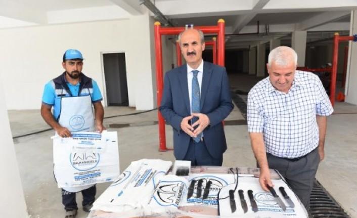 Dulkadiroğlu'ndan Kurban Paketi